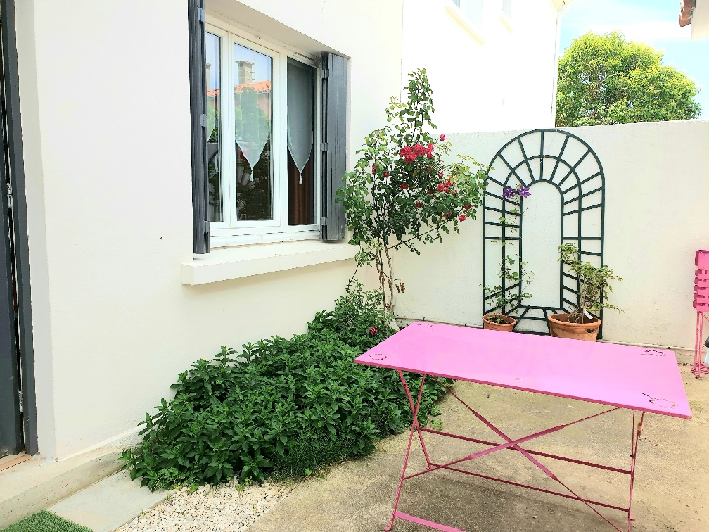 terrasse mobilier de jardin